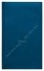 Notes Kronos modrý - čtverečkovaný kapesní